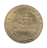 polish ship zlote coin