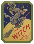 the witch broom label