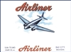 airliner cigar label