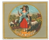 little bo peep cigar box label
