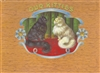 our kitties cigar box label