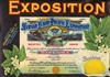 alaska yukon pacific expo fruit label