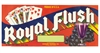 royal flush grape crate labels