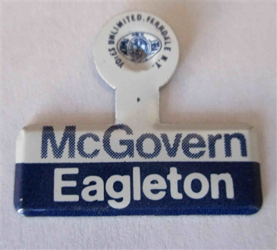 mcgovern eagleton tab