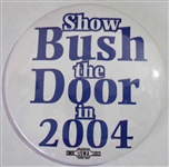 anti bush buttons