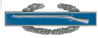 army combat badge