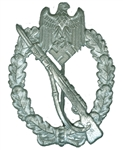 germany wwii infantry assault badge