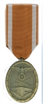 wwii german west wall medal
