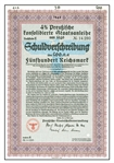 nazi germany bond issue 1940