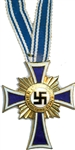 german mothers cross medal