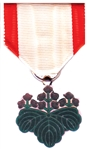 order of the rising sun medal