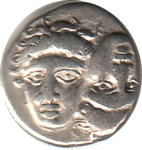 silver stater istros