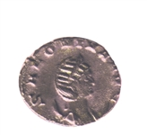 salonina bronze coin