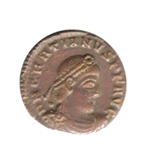 gratian bronze ancient coin