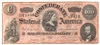 confederate paper money