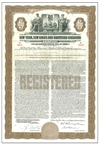 $1,000.00 Railroad Bond