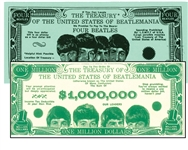 beatles play money