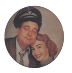 the honeymooners commemorative button