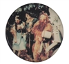 wizard of oz commemorative button