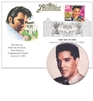 elvis presley stamp button