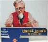 uncle johns syrup advertisement