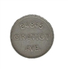 Detroit 1920's Purple Gang Casino Token