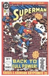 Near Mint Condition Superman Comic Books- 20 different