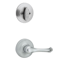 Kwikset - 604DNL - Dorian - Single Cylinder Lever Inside Trim