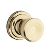 Kwikset - 720A - GC - Abbey - Hall/Closet - Passage Door Knob