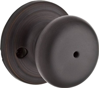 Kwikset - 730H - GC - Hancock - Bed/Bath - Privacy Door Knob