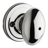Kwikset - 730L - GC - Laurel - Bed/Bath - Privacy Door Knob