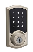 Kwikset - 919TRL - SMT - Premis - SmartCode -Touchscreen Electronic Deadbolt - Apple® HomeKit™ Compatible