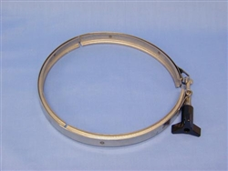 A&A Manufacturing 5 and 6 Port Top Feed Stainless Band Clamp #518109