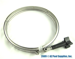 A&A Manufacturing Low Profile Stainless Band Clamp # 540146