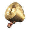 A&A Manufacturing AquaArch Deck Fountain - Brass # 549861