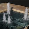 A&A Manufacturing Living Waters Fountain System - Gray # 561801