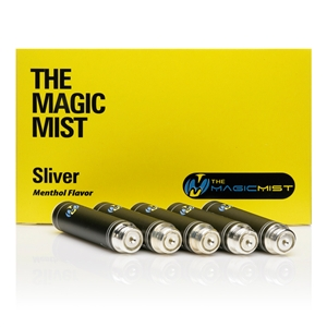 Magic Mist cartridges compatible with Clearette ecigs battery