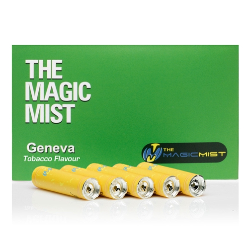 Magic Mist Refill Cartridges Compatible With Green Smoke From 9 00