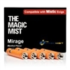 Magic Mist cartridges compatible with Mistic ecigs battery