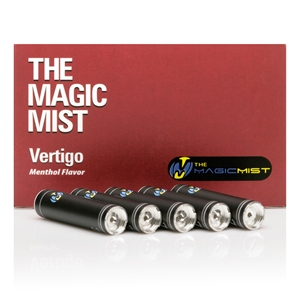 Magic Mist cartridges compatible with Vantage Vapor battery