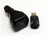 Magic Mist Car Charger Kit for EC Smoke electronic cigarette battery