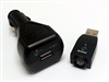 Magic Mist Car Charger Kit for E-cigs Brand battery