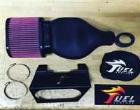 Suzuki LTR450 Fuel Customs Intake Kit