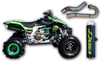 Kawasaki KFX450 Exhaust & Fuel Controller Package