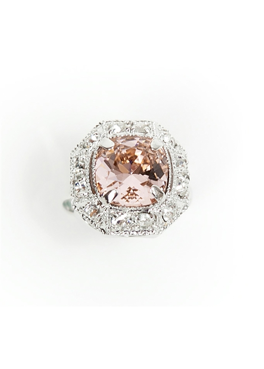 Couture for a Cure Statement Ring
