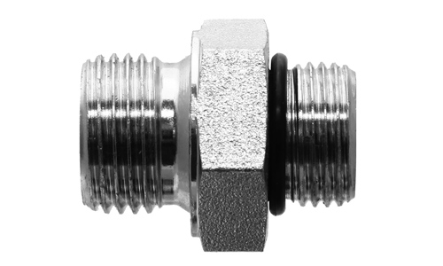 9006 Fittings: ORB to BSPP | British & Metric DIN Fittings