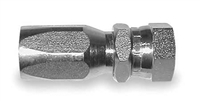 Reusable JIC Hose Fitting