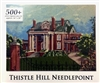 Thistle Hill Needlepoint 500-piece puzzle