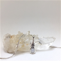 Elfin Teardrop Necklace