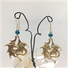 Guardian Dragon Earrings